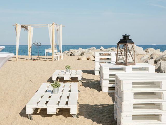 La boda de Iván y Irene en Canet De Mar, Barcelona 28