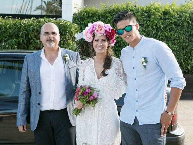La boda de Iván y Irene en Canet De Mar, Barcelona 33