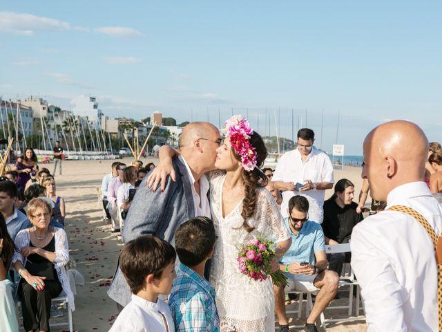 La boda de Iván y Irene en Canet De Mar, Barcelona 39
