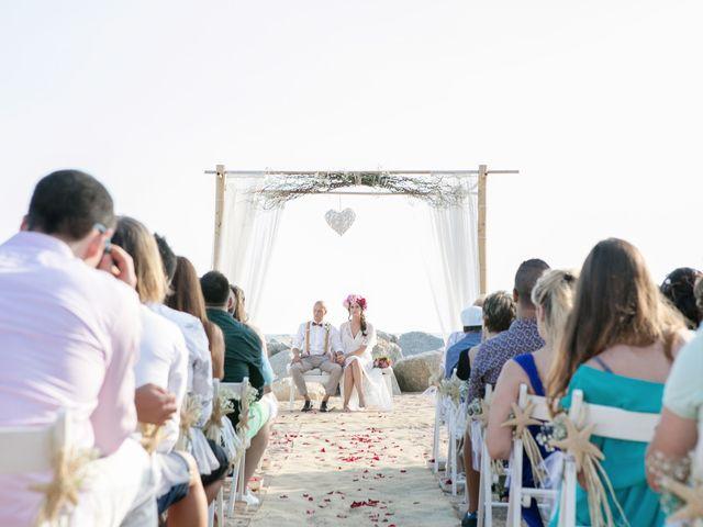 La boda de Iván y Irene en Canet De Mar, Barcelona 40