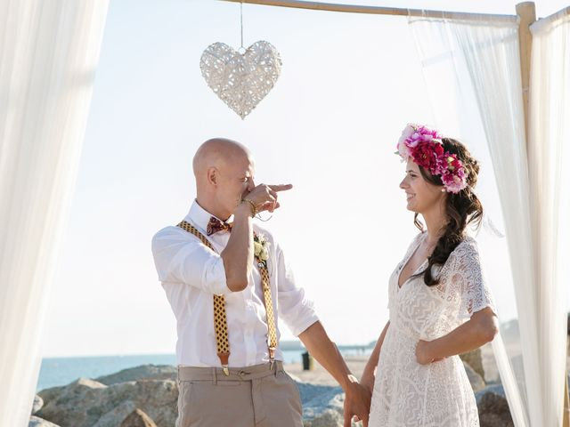 La boda de Iván y Irene en Canet De Mar, Barcelona 42