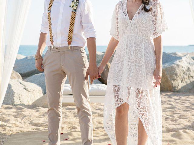 La boda de Iván y Irene en Canet De Mar, Barcelona 43