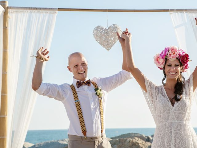 La boda de Iván y Irene en Canet De Mar, Barcelona 45