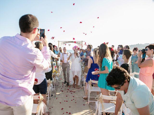 La boda de Iván y Irene en Canet De Mar, Barcelona 48