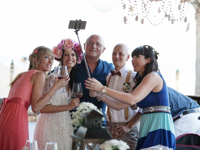 La boda de Iván y Irene en Canet De Mar, Barcelona 56