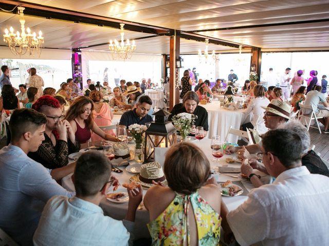 La boda de Iván y Irene en Canet De Mar, Barcelona 62