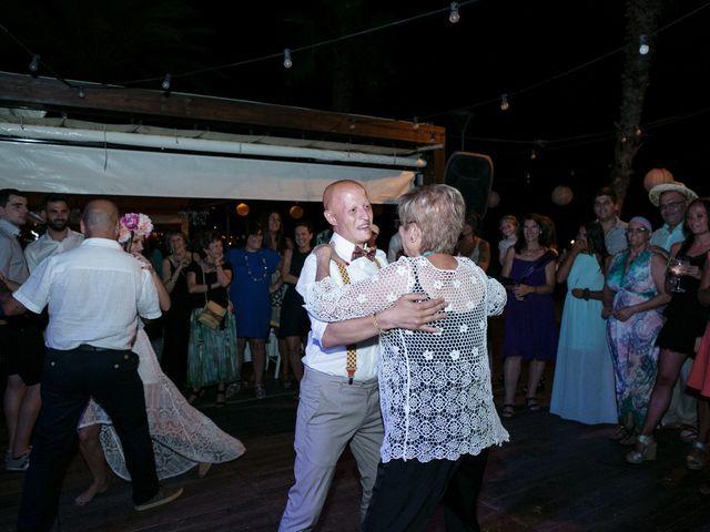 La boda de Iván y Irene en Canet De Mar, Barcelona 69