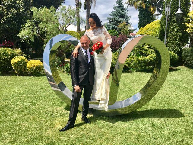 La boda de Gloria y Jose Maria