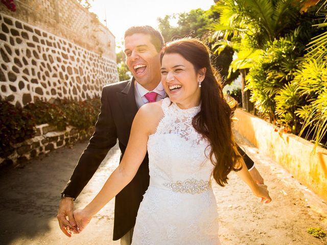 La boda de Desirée y Juanjo