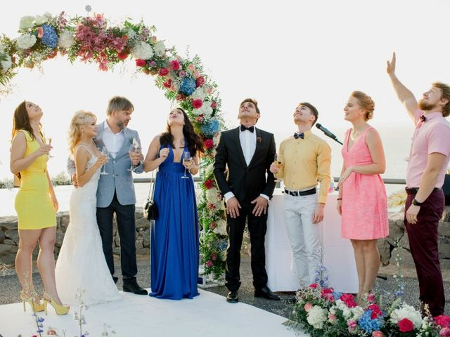 La boda de Alexey y Anita en Santa Cruz De Tenerife, Santa Cruz de Tenerife 1