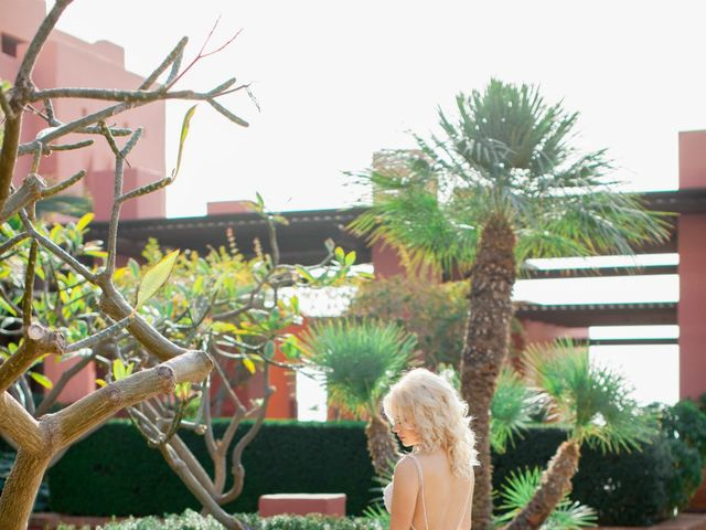 La boda de Alexey y Anita en Santa Cruz De Tenerife, Santa Cruz de Tenerife 38
