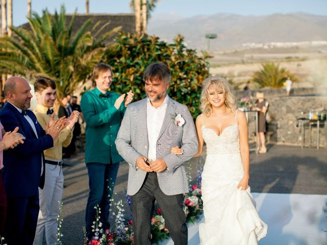 La boda de Alexey y Anita en Santa Cruz De Tenerife, Santa Cruz de Tenerife 46