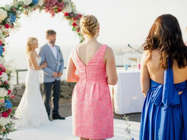 La boda de Alexey y Anita en Santa Cruz De Tenerife, Santa Cruz de Tenerife 51