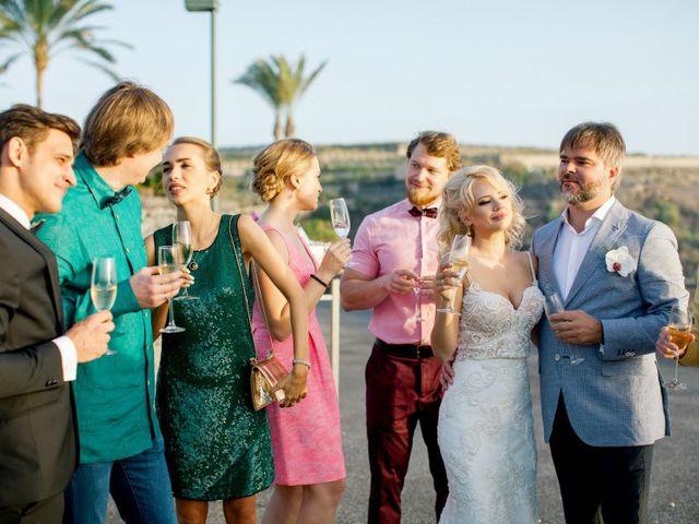 La boda de Alexey y Anita en Santa Cruz De Tenerife, Santa Cruz de Tenerife 61