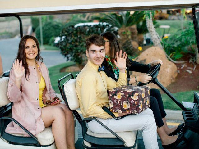 La boda de Alexey y Anita en Santa Cruz De Tenerife, Santa Cruz de Tenerife 79