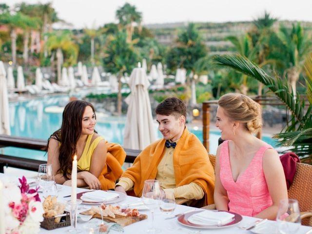 La boda de Alexey y Anita en Santa Cruz De Tenerife, Santa Cruz de Tenerife 81