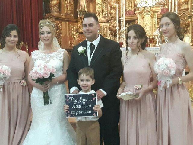 La boda de Javi y Inma en Ceuta, Ceuta 2