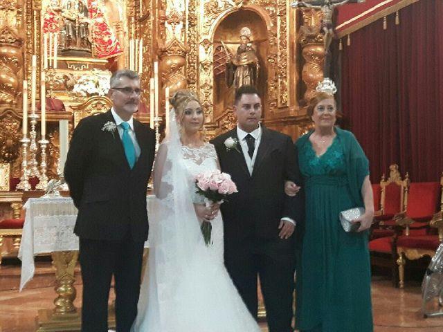 La boda de Javi y Inma en Ceuta, Ceuta 11