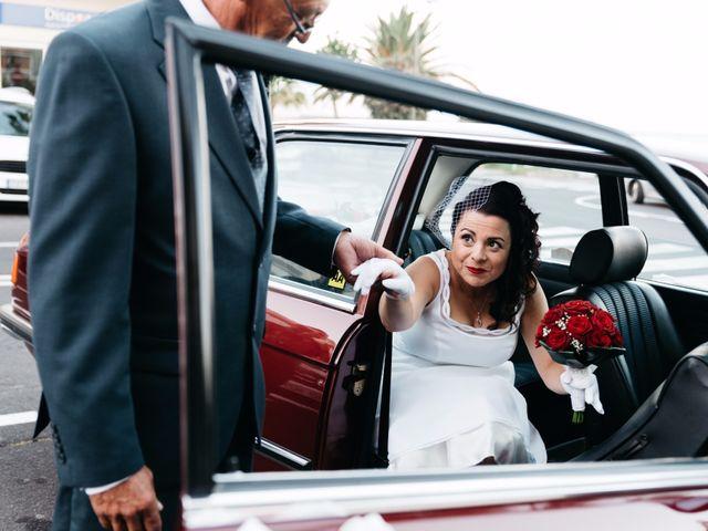 La boda de Víctor y Cathy en Candelaria, Santa Cruz de Tenerife 43