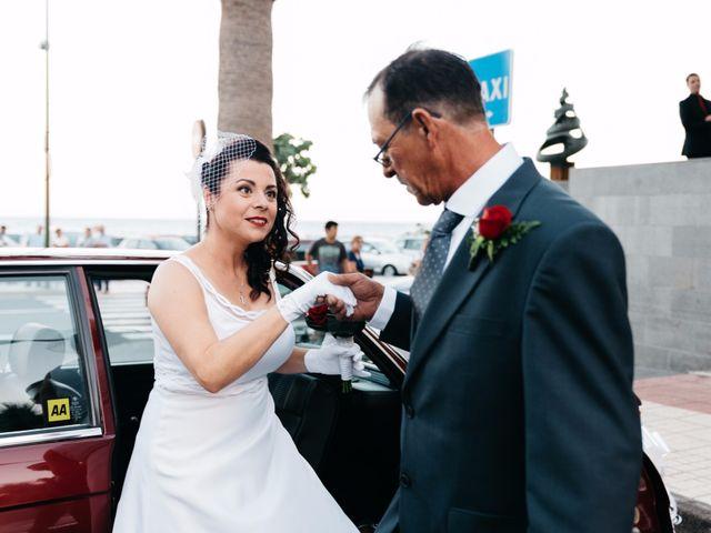 La boda de Víctor y Cathy en Candelaria, Santa Cruz de Tenerife 45