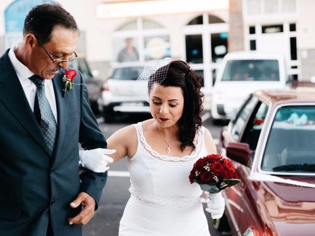 La boda de Víctor y Cathy en Candelaria, Santa Cruz de Tenerife 46