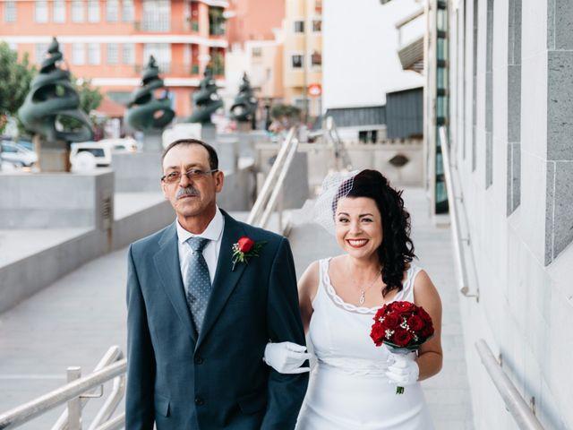 La boda de Víctor y Cathy en Candelaria, Santa Cruz de Tenerife 47