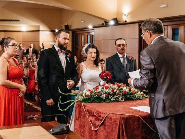 La boda de Víctor y Cathy en Candelaria, Santa Cruz de Tenerife 54