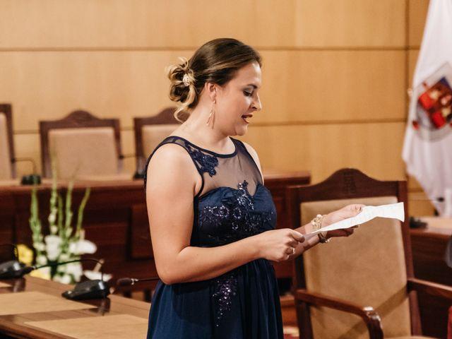 La boda de Víctor y Cathy en Candelaria, Santa Cruz de Tenerife 57