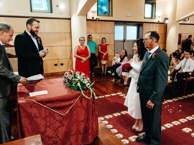 La boda de Víctor y Cathy en Candelaria, Santa Cruz de Tenerife 61