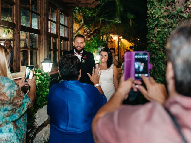 La boda de Víctor y Cathy en Candelaria, Santa Cruz de Tenerife 97