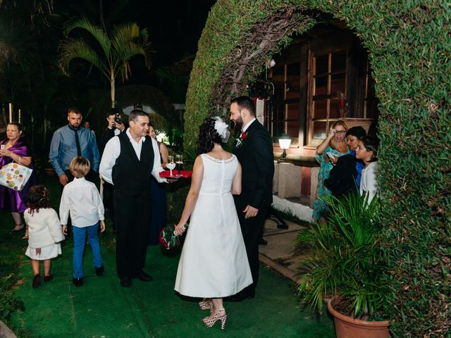 La boda de Víctor y Cathy en Candelaria, Santa Cruz de Tenerife 98