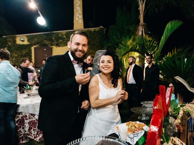 La boda de Víctor y Cathy en Candelaria, Santa Cruz de Tenerife 104