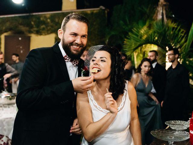 La boda de Víctor y Cathy en Candelaria, Santa Cruz de Tenerife 105