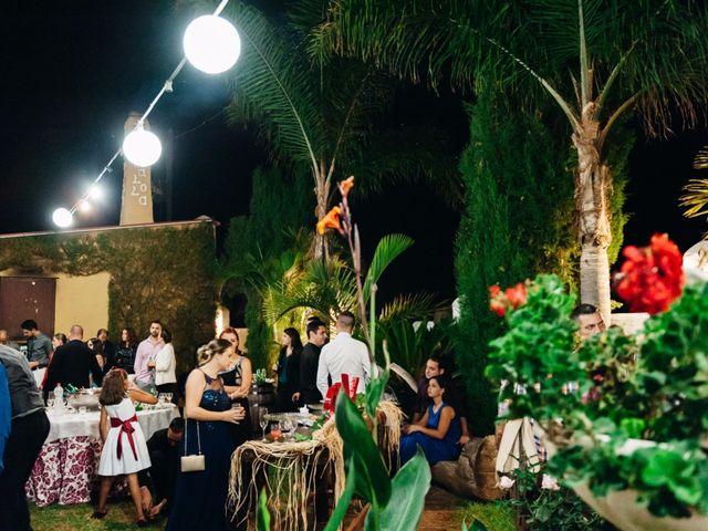 La boda de Víctor y Cathy en Candelaria, Santa Cruz de Tenerife 107