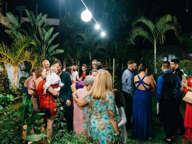 La boda de Víctor y Cathy en Candelaria, Santa Cruz de Tenerife 109