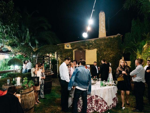 La boda de Víctor y Cathy en Candelaria, Santa Cruz de Tenerife 110