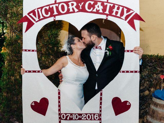 La boda de Víctor y Cathy en Candelaria, Santa Cruz de Tenerife 111