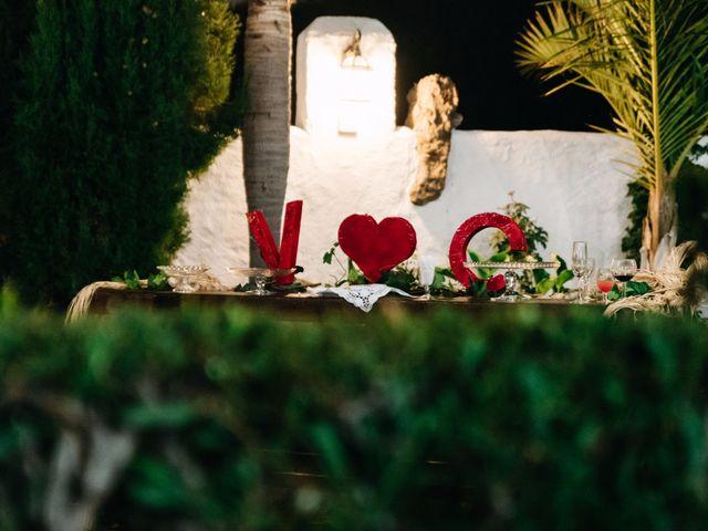 La boda de Víctor y Cathy en Candelaria, Santa Cruz de Tenerife 116