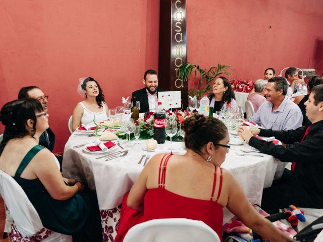 La boda de Víctor y Cathy en Candelaria, Santa Cruz de Tenerife 127