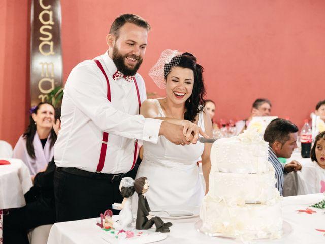 La boda de Víctor y Cathy en Candelaria, Santa Cruz de Tenerife 134