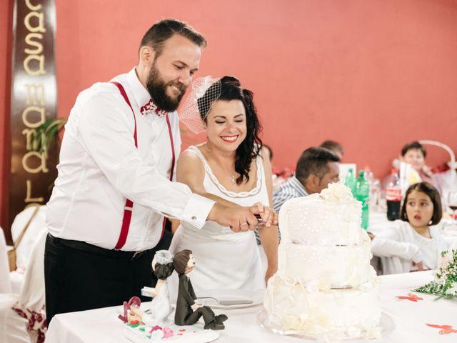 La boda de Víctor y Cathy en Candelaria, Santa Cruz de Tenerife 136