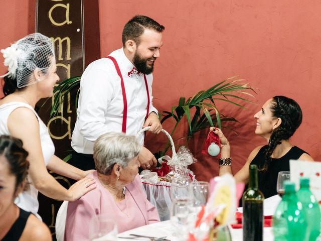 La boda de Víctor y Cathy en Candelaria, Santa Cruz de Tenerife 147