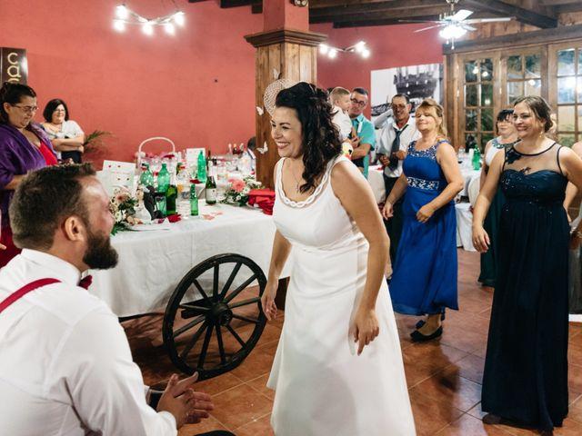 La boda de Víctor y Cathy en Candelaria, Santa Cruz de Tenerife 151