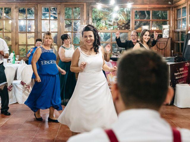 La boda de Víctor y Cathy en Candelaria, Santa Cruz de Tenerife 152