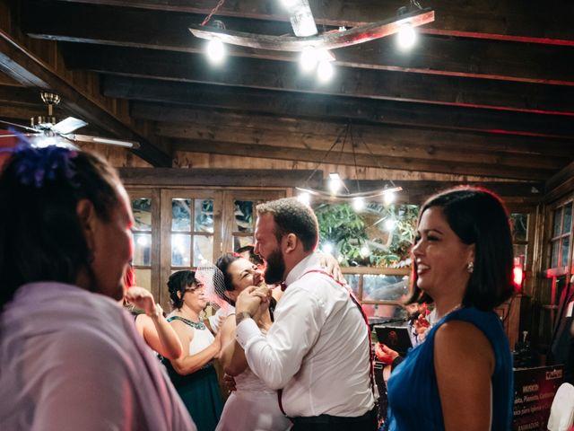 La boda de Víctor y Cathy en Candelaria, Santa Cruz de Tenerife 153