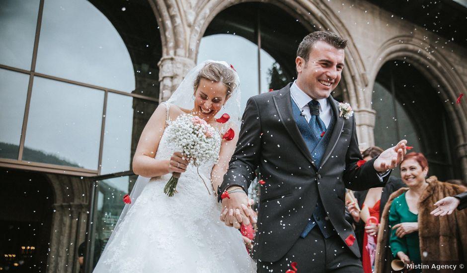 La boda de Maria y Marc en Camprodon, Girona