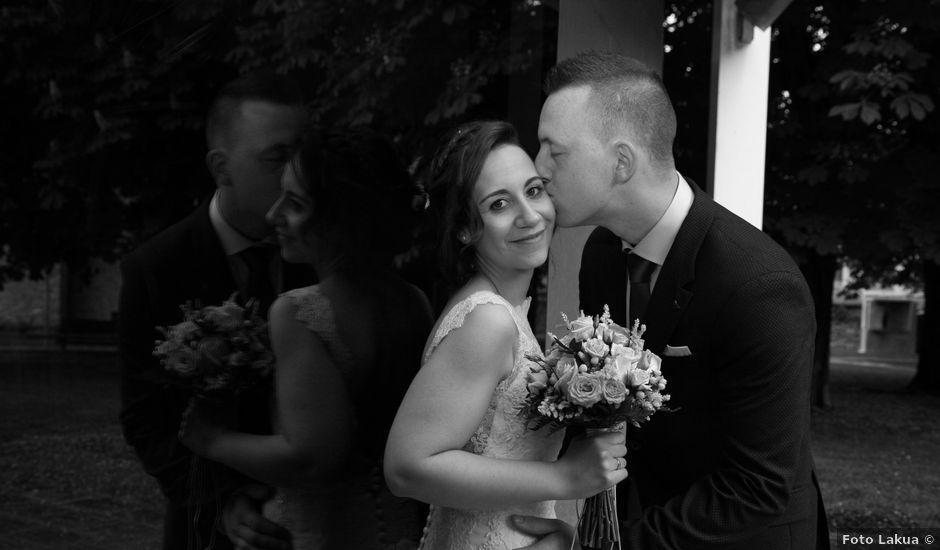 La boda de Karlos y Oihane en Vitoria-gasteiz, Álava