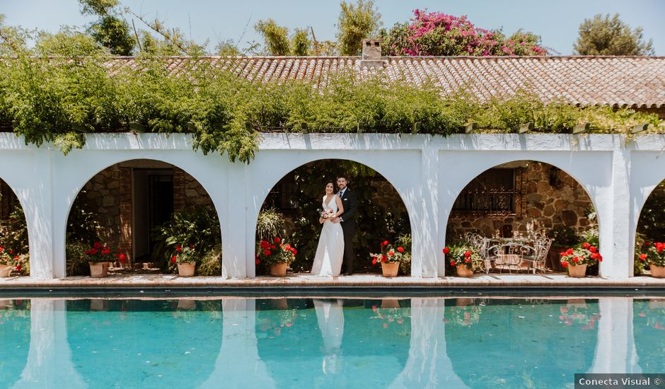La boda de Alejandro y Elena en Espartinas, Sevilla