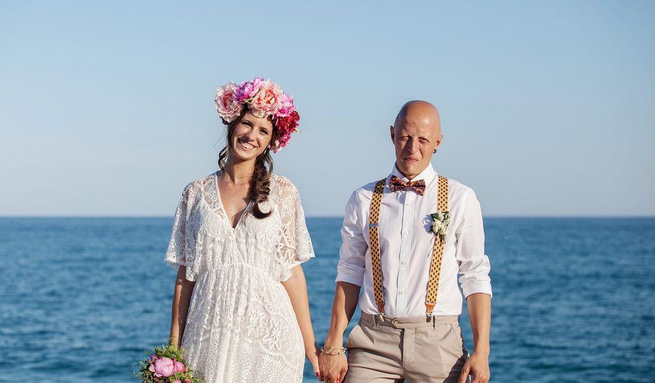 La boda de Iván y Irene en Canet De Mar, Barcelona