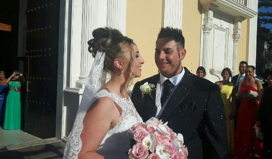 La boda de Javi y Inma en Ceuta, Ceuta